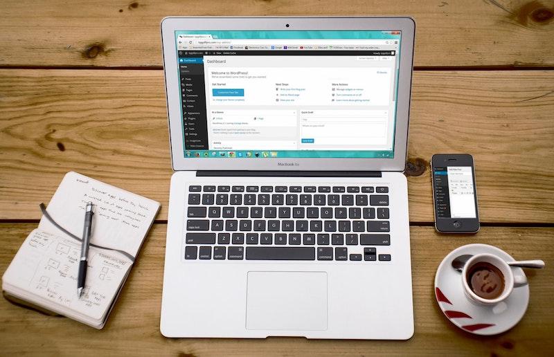 Blogging on WordPress