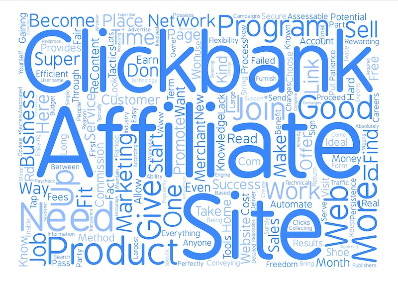 Clickbank Affiliate Site