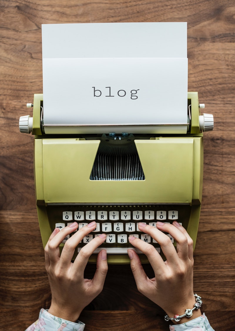 How Blogging Changed My Life