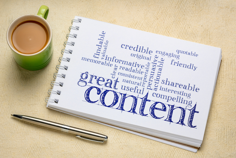 Main Benefits of Outsourcing Content Creation
