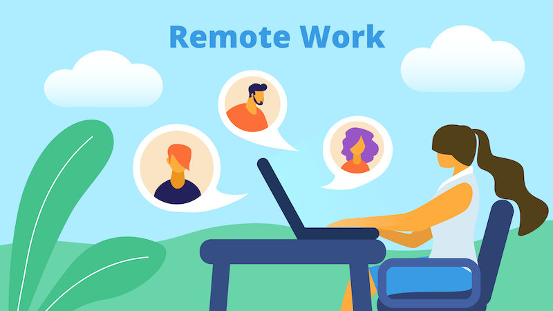 Using Remote Workers to Scale Up Your Business