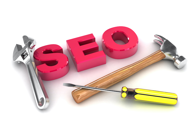 SEO with a Suite of Tools