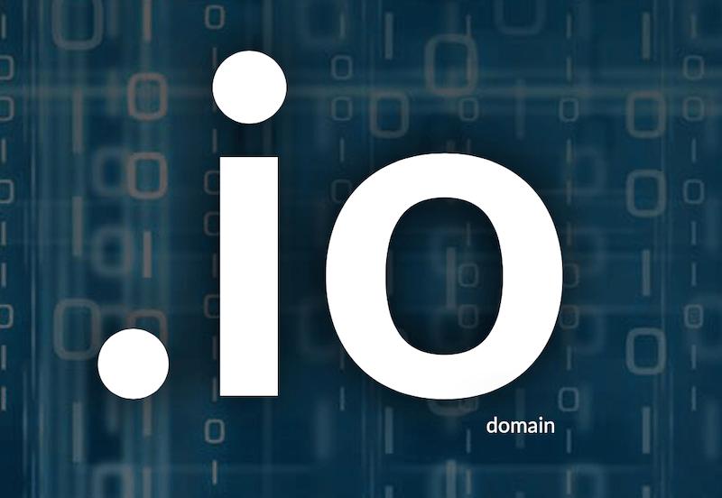 .io domain