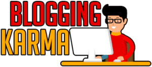 Blogging Karma - Logo