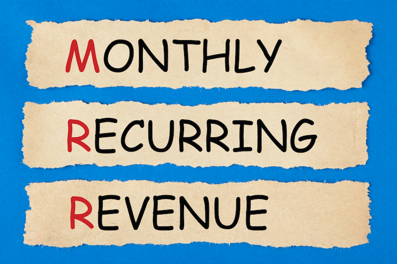 Methods for Securing Long-Term Recurring Revenue