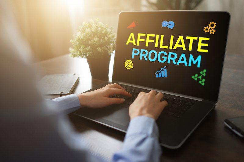 affiliate marketing program