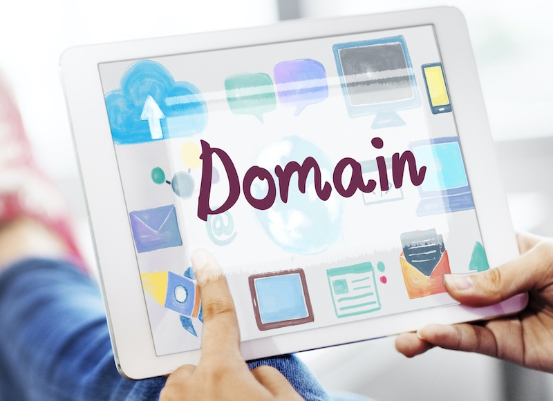 domain name match your business name
