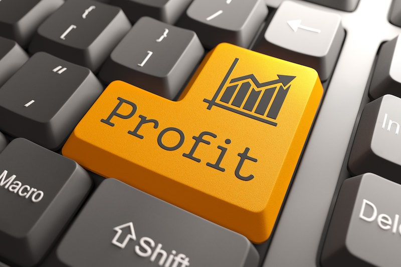 increase website profitability