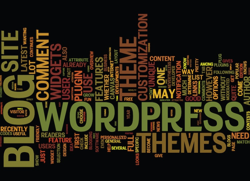 multiple wordpress themes