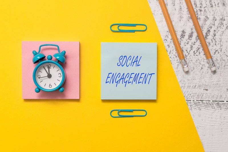 increasing engagement online